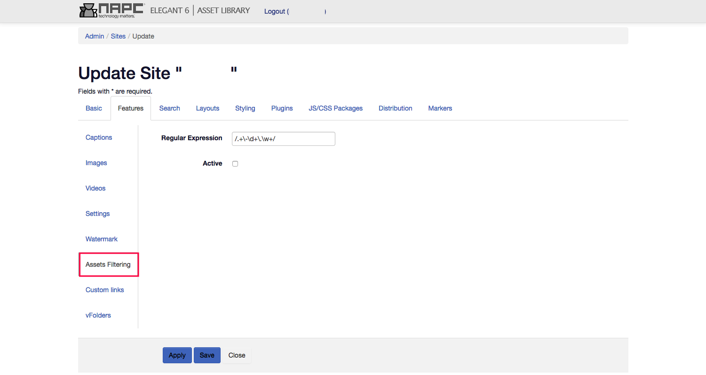 Virtual host configuring, img #01.1